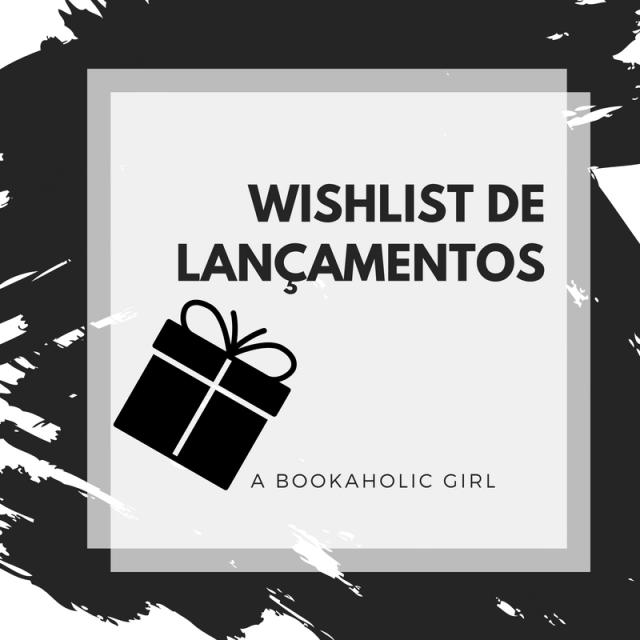wishlist de lançamentos